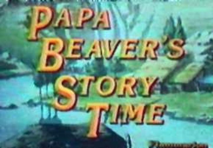 Papa Beaver's Story Time next episode air date poster