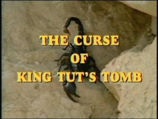 The Curse of King Tut's Tomb next episode air date poster