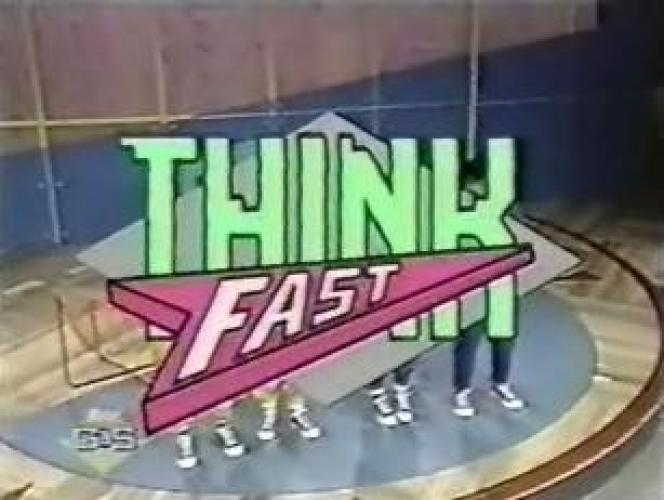 Think Fast! next episode air date poster