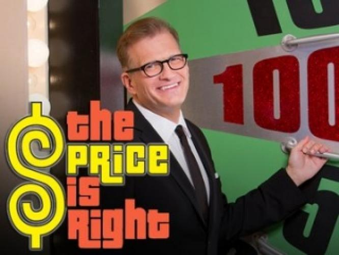 The Price Is Right (US) next episode air date poster