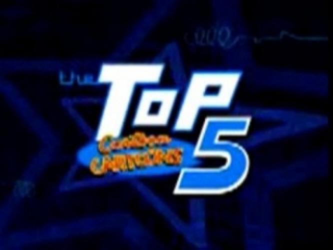 Cartoon Network Top 5 next episode air date poster