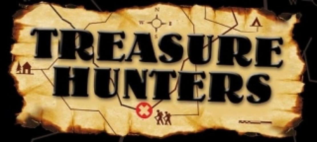 Treasure Hunters next episode air date poster