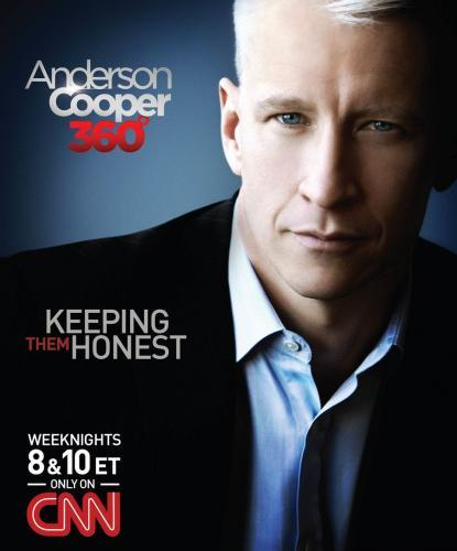 Anderson Cooper 360° next episode air date poster