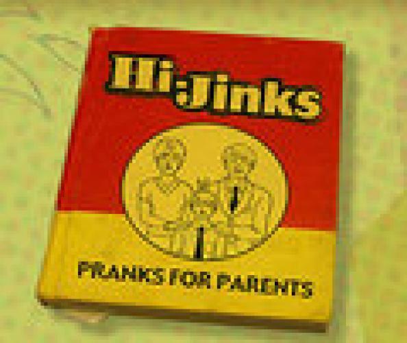 Hi-Jinks next episode air date poster