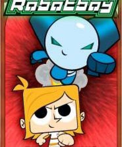 Robotboy next episode air date poster