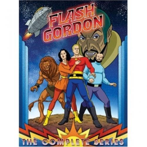 The New Animated Adventures of Flash Gordon next episode air date poster