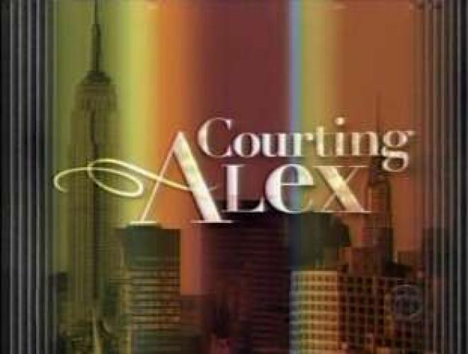 Courting Alex next episode air date poster