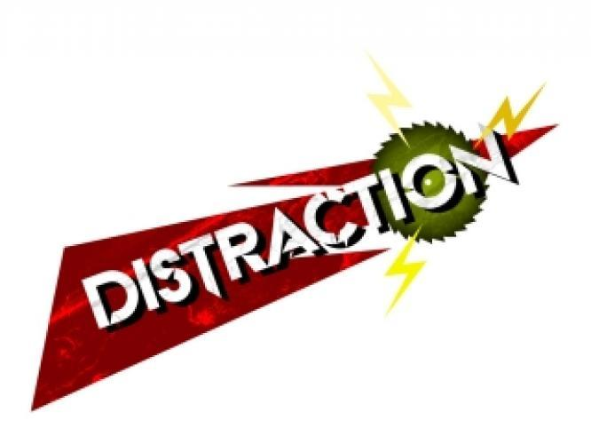 Distraction (US) next episode air date poster