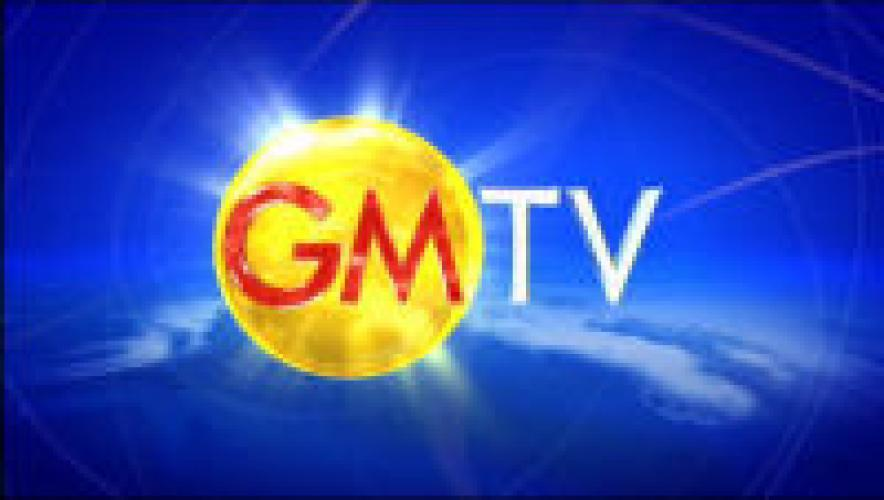 GMTV next episode air date poster