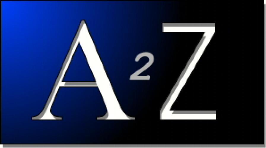 A2Z next episode air date poster