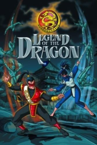 The Legend of The Dragon next episode air date poster