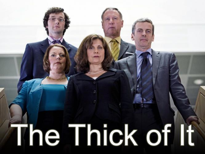 The Thick of It next episode air date poster