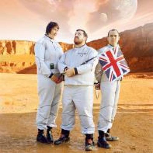 Hyperdrive next episode air date poster