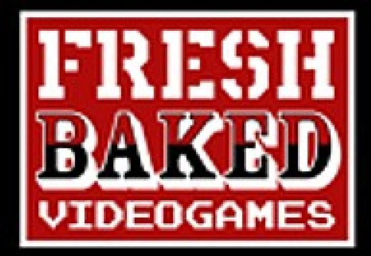 Fresh Baked Videogames next episode air date poster