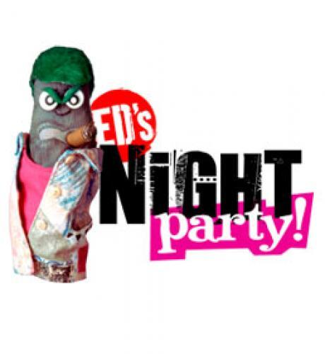 Ed's Night Party next episode air date poster