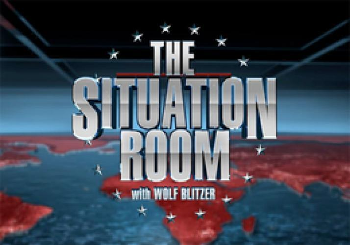 The Situation Room next episode air date poster