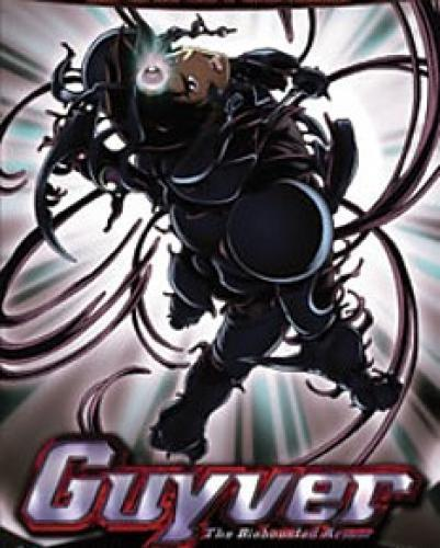 The Guyver next episode air date poster
