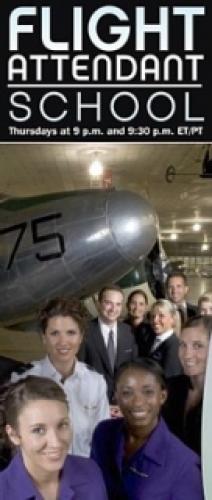 Flight Attendant School next episode air date poster