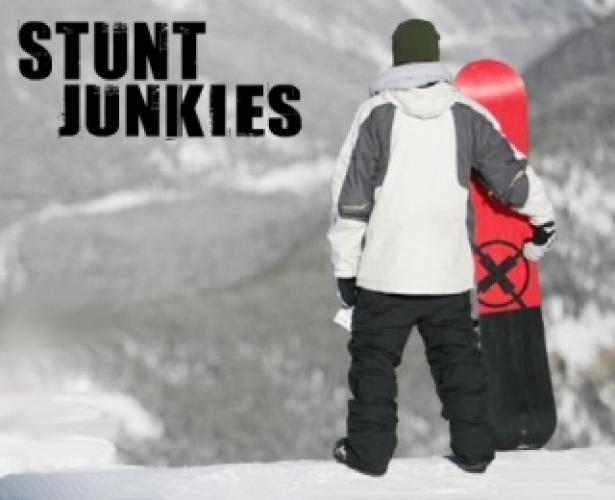 Stunt Junkies next episode air date poster