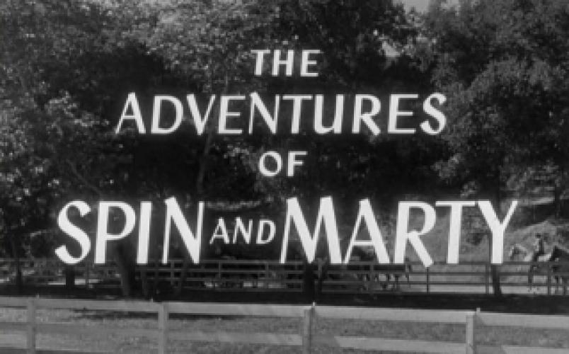 The Adventures of Spin and Marty next episode air date poster