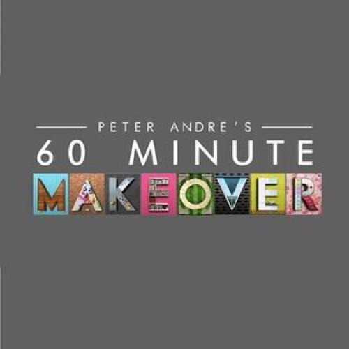 Peter Andre's 60 Minute Makeover next episode air date poster