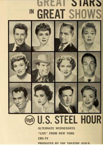 The United States Steel Hour next episode air date poster