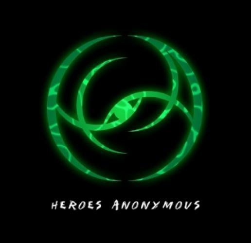 Heroes Anonymous next episode air date poster