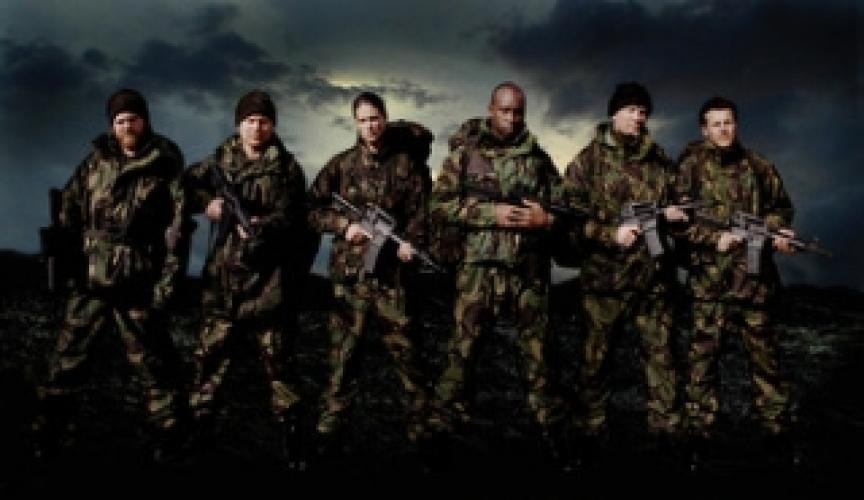 Commando VIP next episode air date poster