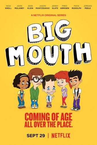Big Brother's Big Mouth next episode air date poster