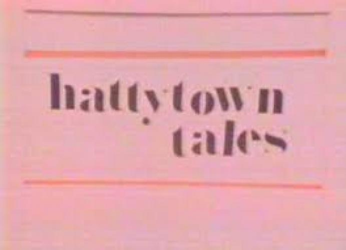 Hattytown Tales next episode air date poster