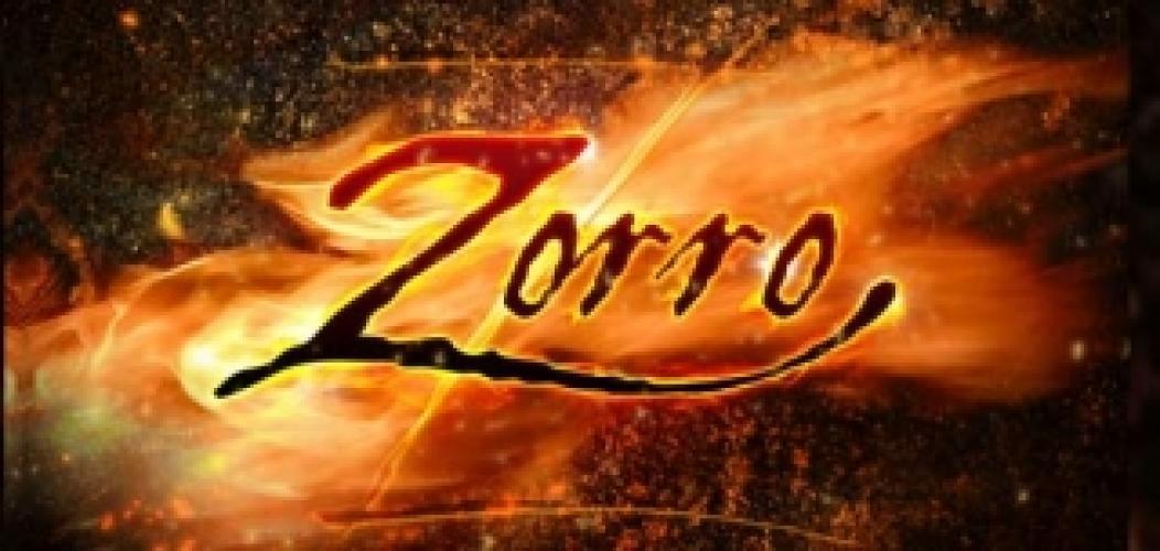 Zorro (2009) next episode air date poster