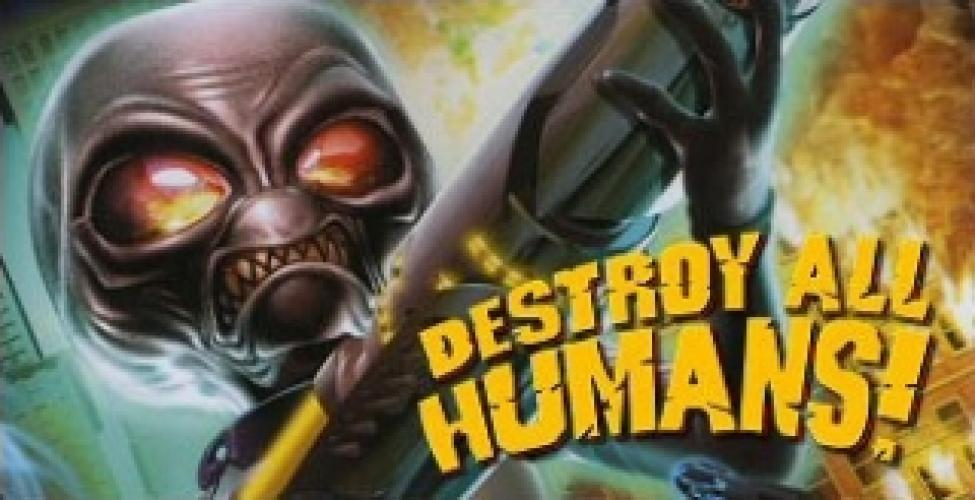 Destroy All Humans! next episode air date poster