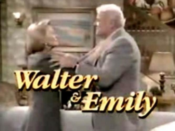 Walter and Emily next episode air date poster