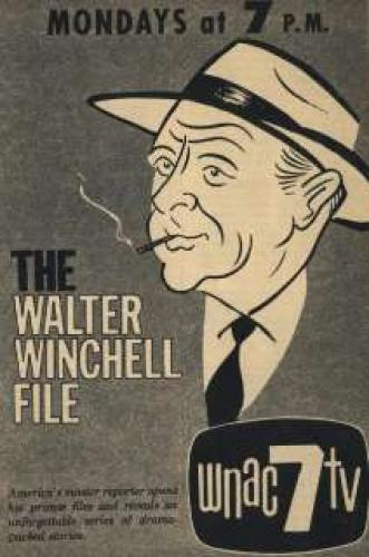 The Walter Winchell File next episode air date poster