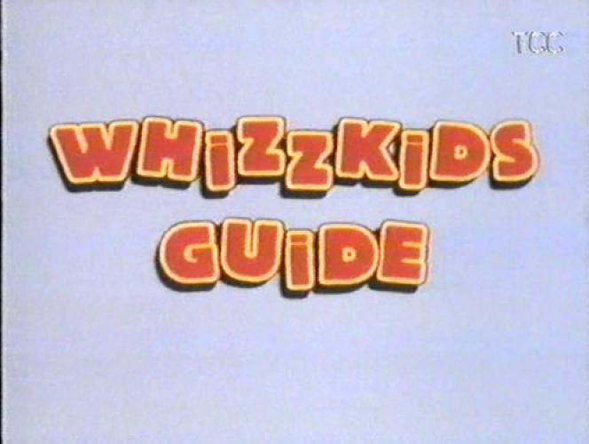 Whizzkid's Guide next episode air date poster