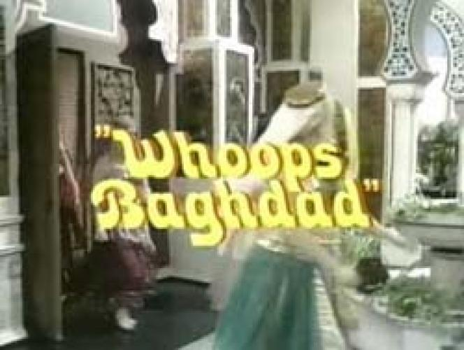 Whoops Baghdad next episode air date poster