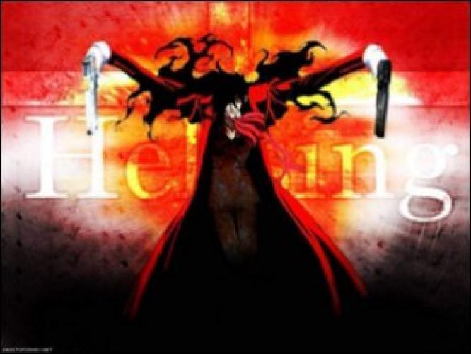 Hellsing (JP) next episode air date poster