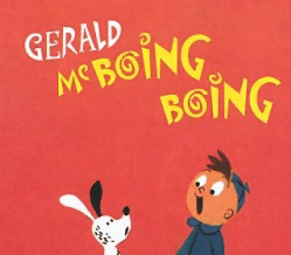 The Gerald McBoing Boing Show next episode air date poster