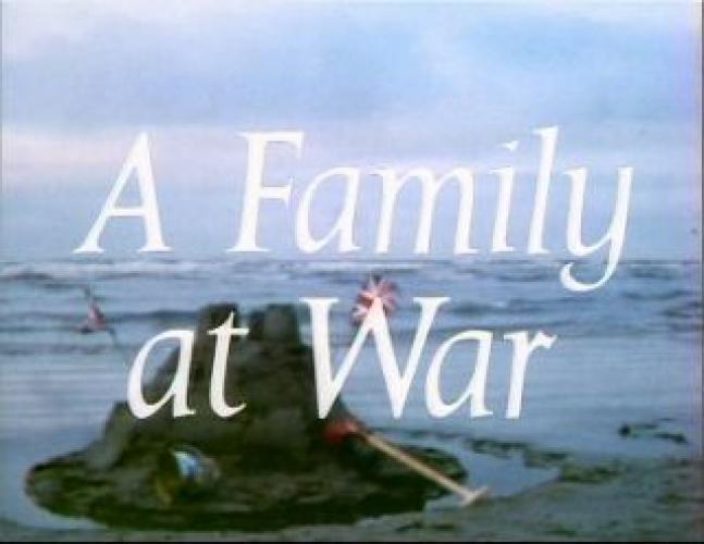 A Family at War next episode air date poster