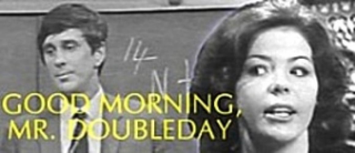 Good Morning, Mr. Doubleday next episode air date poster