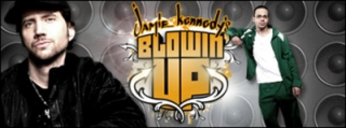 Jamie Kennedy's Blowin' Up next episode air date poster