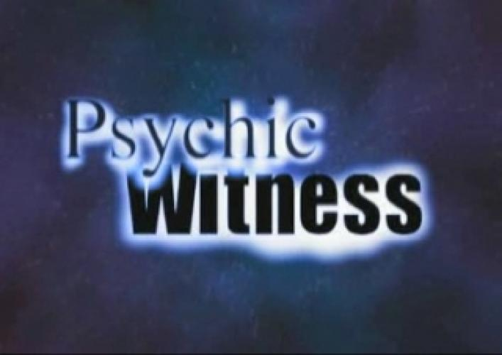 Psychic Witness next episode air date poster