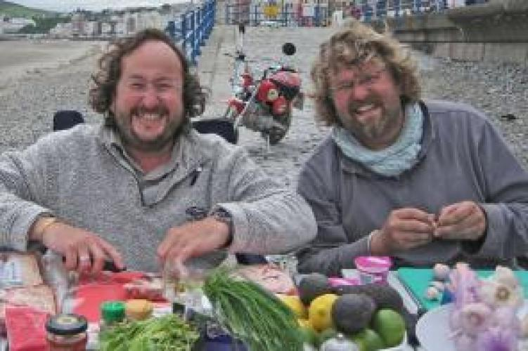 The Hairy Bikers' Cook Book next episode air date poster