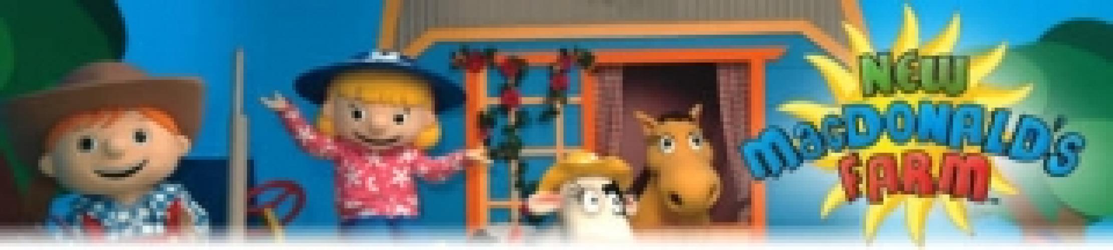 New MacDonald's Farm next episode air date poster