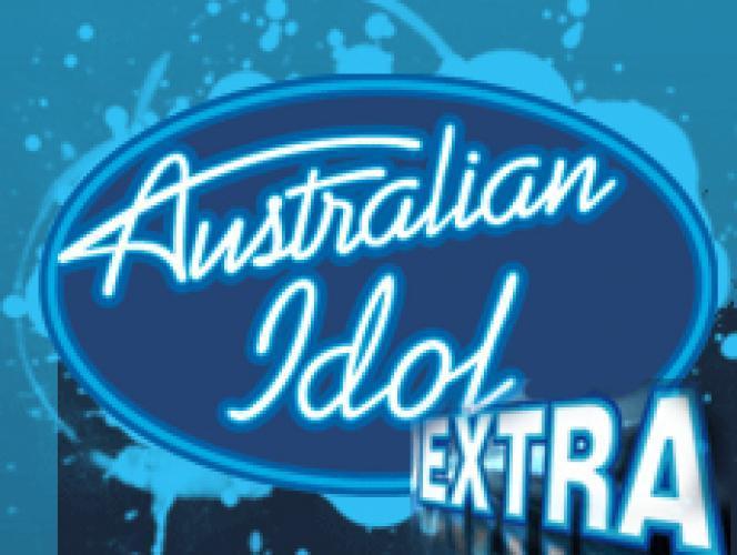 Australian Idol Extra next episode air date poster