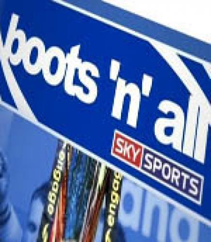 Boots N' All next episode air date poster