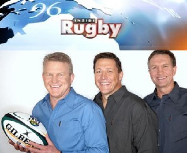 Inside Rugby next episode air date poster