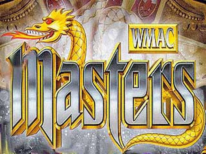 WMAC Masters next episode air date poster