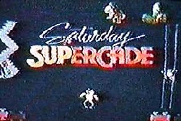 Saturday Supercade next episode air date poster