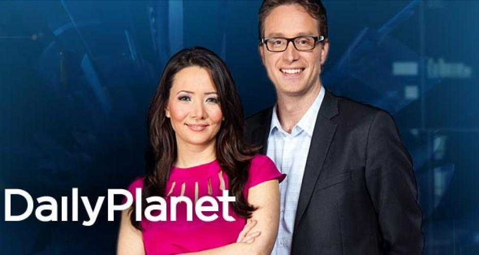 Daily Planet next episode air date poster